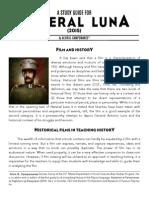 Heneral Luna Study Guide
