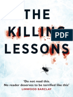 The Killing Lessons - Extended Extract