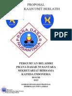 Proposal GA 2013