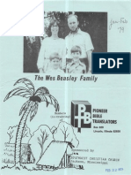 Beasley Wesley Alta 1979 Papua New Guinea