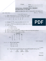 Calicut University BTech Solved Question Papers Fifth Semester Btech