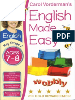 English Made Easy. Ages 7-8
