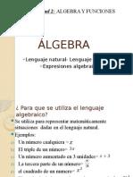 INICIO AL ÁLGEBRA 6 Y 7 básico
