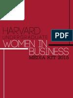 Huwib Media Kit 2015 3715