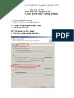 Lab1 - Java on Eclipse