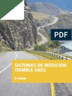 Sistemas de Medicion Trimble GNSS