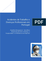 Acidentes de Trabalho e Doenças Proficionais Em Portugal