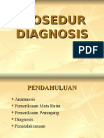 Prosedur Diagnosis Mata