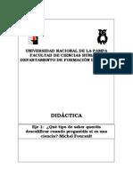 Universidad Nacional de La Pampa Facultad De