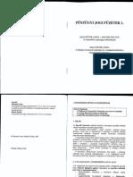 !Jegyzet - Pénzügyi Jogi Füzetek