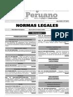 Boletin Normas Legales 29-09-2015 - TodoDocumentos.info