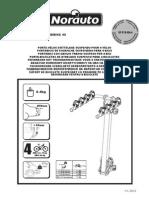 RAPIDBIKE 4S Manual de montaje e instalación
