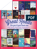 The Reading Group Planner 2015