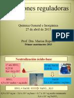 Clase Teórica Soluciones Reguladoras. 27 de Abril