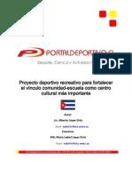 proyecto escuela comunidad.pdf