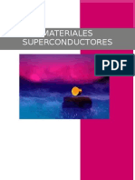 Materiales superconductores
