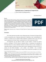 RIBEIRO a Expansão Da Organização Para a Cooperação de Xangai Uma Coalizão Anti Hegemônica