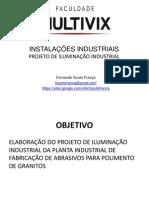 2 Instalações Industriais Iluminação Industrial