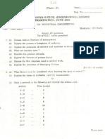 Calicut University BTech Solved Question Papers Seventh Cse