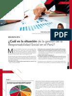 Encuesta 2014 Rs en El Perú