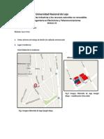 Informe de Trabajo de Diseño de Cableado Estructurado