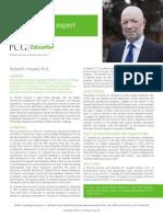 Richard N. Vineyard, Ph.D., PCG Education Subject Matter Expert