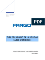Workbench Spanish User Manual