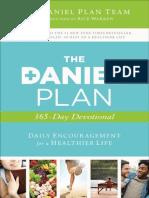 Daniel Plan 365-Day Devotional Sample
