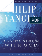 Disappointment With God Sample