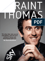 The World of Cycling According to G by Geraint Thomas - Unexpected Consequences