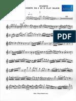 Stamitz Concerto for clarinet