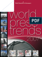 world press trends 2007