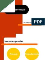 Clase 17abrlEl Proceso Fiscal