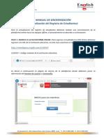 Manual de Sincronizaci_n de Registro EDO