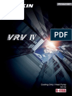 Daikin Vrv IV Co Brochure