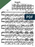 Chopin Barcarolle.op.60
