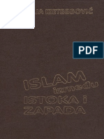 Islam Između Istoka i Zapada Alija Izetbegović
