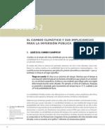 El Cambio Climatico y Sus Implicancias Para La Inversion Publica[1]