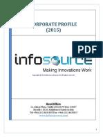 Infosource Corporate Profile