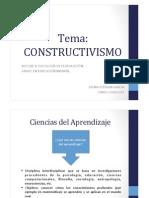 Bloque II Constructivismo