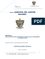 ESPECIFICACIONES TECNICAS PANZALEO