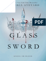 Glass Sword by Victoria Aveyard Extract