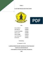 Evaluasi Imunisasi Di Posyandu