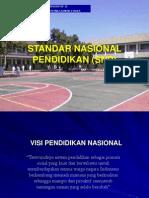 Bahan Ajar (Minggu Ke 1) Standar Nasional Pendidikan