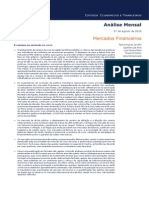 BPI Análise Mercados Financeiros Ago.2015