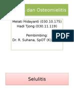 Referat Infeksi Tulang Dan Jaringan Lunak