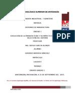 Sistememas de Manufactura