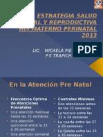 His Estrategia Salud Sexual y Reproductiva