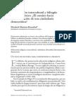 La Educacion Intercultural y Bilingue en Mexico
