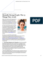 Mentally Strong People_ the 13 Things They Avoid - Forbes